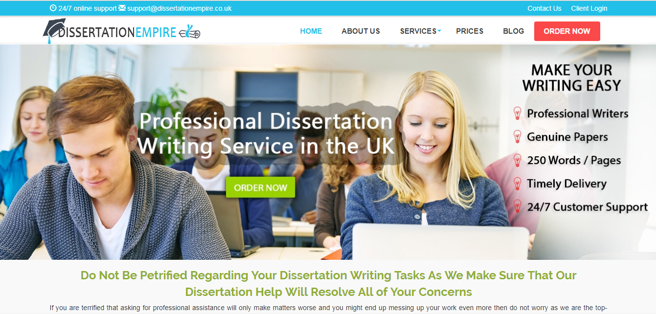 dissertation service co uk review